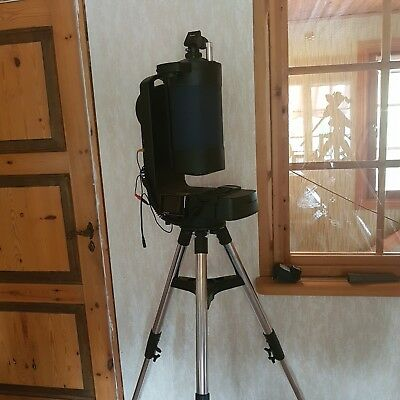 Meade LS-6 Reflecting Telescope with LCD Video monitor, Meade camera and lenses