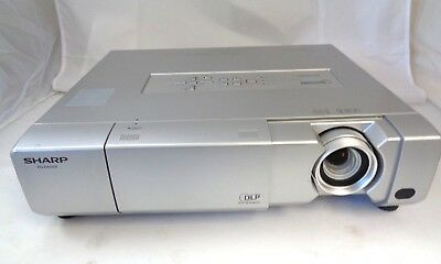 Sharp Notevision PG-D4010x DLP Silver Projector 925-1,680 Hours Great Deal
