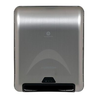 "8"" Recessed Automated Touchless Paper Towel Dispenser Stainless Steel 59466A"