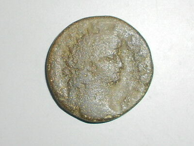 Nero Tetradrachm Alexandria on reverse