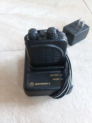 Motorola Minitor 3 with charger LOW BAND