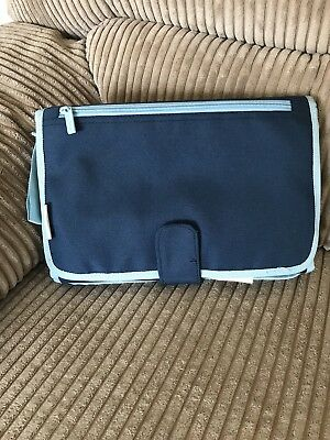 Munchkin Baby Changing Mat Nappy Changer Cleaning Portable Travel Go Pad