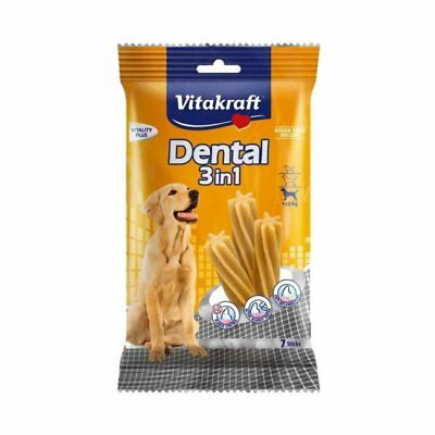 FRIANDISE POUR CHIEN dental 3 in 1 grand chien