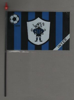 Prescott Confectionery Famous Football Flags Inter Milan Very Rare Excellent