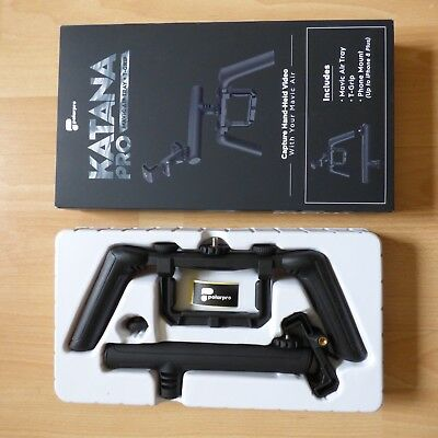 PolarPro Katana pro Tray + T grip for Mavic air