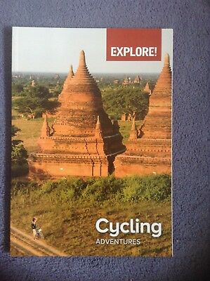 Explore Cycling Adventures Holidays Brochure Catalogue
