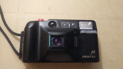 Pentax 35mm Film Camera with case and manual's