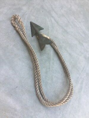 Vintage Bronze Harpoon Dart For Tuna, Swordfish