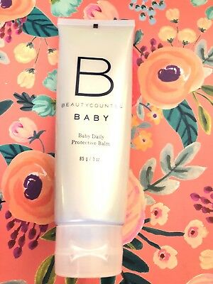 BeautyCounter Baby Daily Protective Balm 3 oz~SEALED & NWOB!