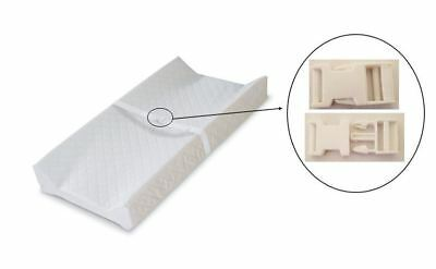 Safety Buckle Clip  for Baby Changing Table Mattress Pad Summer Infant NEW