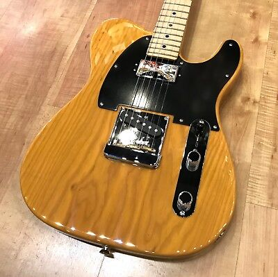 Fender Limited Edition American Professional Telecaster With ShawBucker Blonde