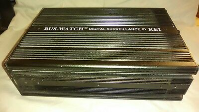 Bus Watch R4001 710134 Digital Surveillance By REI