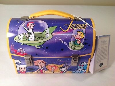 Jet sons Metal Lunchbox w/Tags 1999 Limited Edition