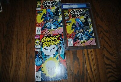 Ghost Rider No. 5 Sept 1990 CGC Grade 9.6  Comes with a ungraded copy to read.