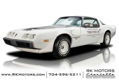 Firebird Trans Am Pace Car --