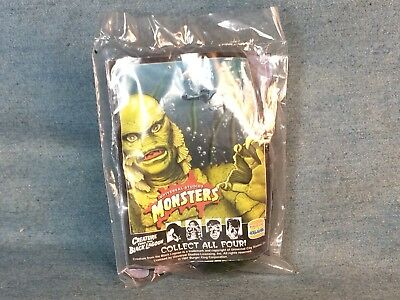 1997 Mint In Pack Universal Monster Movie Creature Black Lagoon Burger King Toy