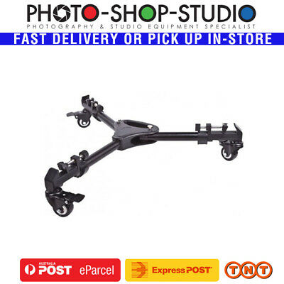 Weifeng WT-800 Professional Tripod Dolly *Australia Local Stock*