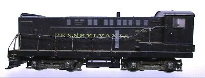 Pennsylvania Baldwin Switcher For Parts-Ho Scale
