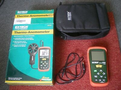 Extech AN100 Thermo Anemometer