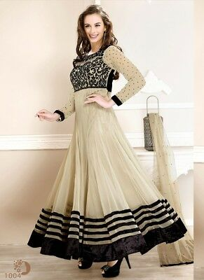 Salwar Kameez Suit Indian Pakistani Dress Designer Shalwar Anarkali Wear Wedding