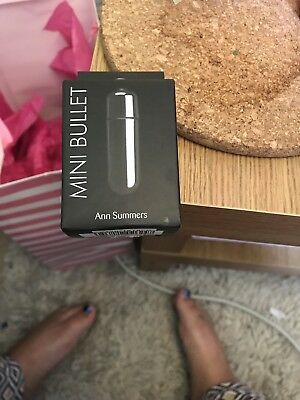 Ann Summers Mini Bullet Brand New