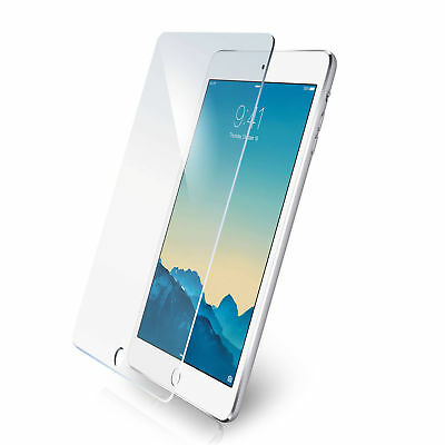 Real Glass Tempered Film Screen Protector For Apple iPad Mini 1 2 & 3