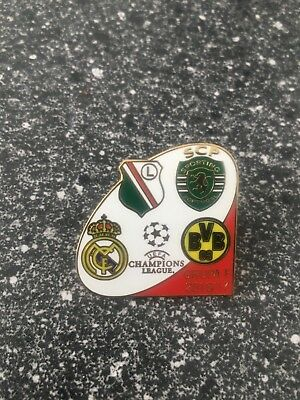 Pin Champions League 2016-2017 Borussia Dortmund Real Madrid rot-weiss