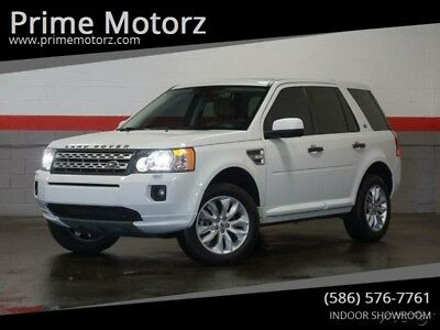 Land Rover LR2 Base AWD 4dr SUV 2011 Base AWD 4dr SUV Used 3.2L I6 24V Automatic 4WD SUV Premium Moonroof