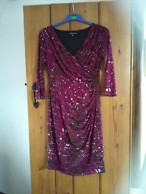 Laura Ashley fully lined dress size 12