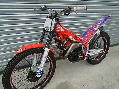 Beta EVO 300 Factory Trials bike
