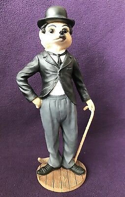 "COUNTRY ARTISTS MAGNIFICENT MEERKATS CA04471 ""Charlie"" CHARLIE CHAPLIN"