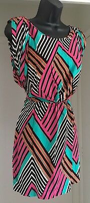 Miss Selfridge Beach Summer Dress Size 10