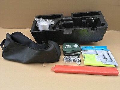 2012> Vw Up Breaking For 1S0 Flat Tyre Inflator Box Kit, Tow Eye & Emergency Kit