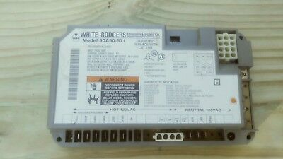 OEM White Rodgers 50A50-571 Furnace Control Board HVAC