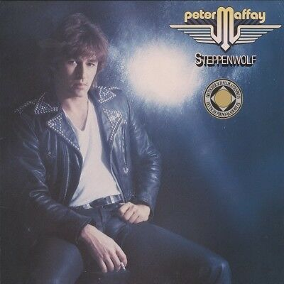 Peter Maffay - Steppenwolf *D LP (Club Pressung)