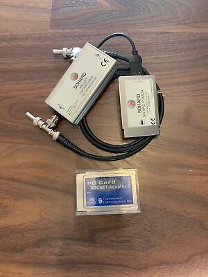 Sohard Sharcalyzer Arcnet Network Analyzer 19kbps-10Mbps Interface module PCMCIA