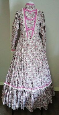 Edwardian style theatrical costume ladies. Good condition