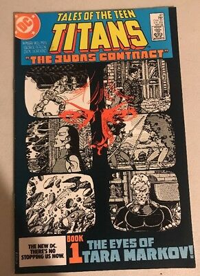 Tales Of The Teen Titans #42 DC Comic 1984 Book 1 Of 4