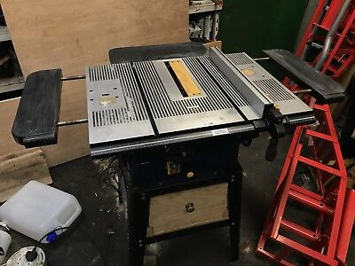 Macallister Table Saw
