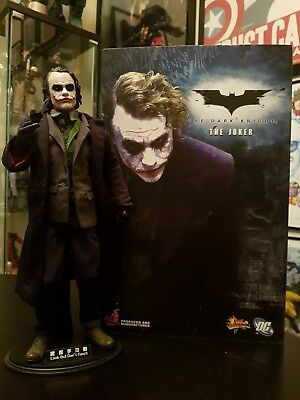 Hot Toys 1 6 The Dark Knight Tdk The Joker Dx01 719 95 Picclick