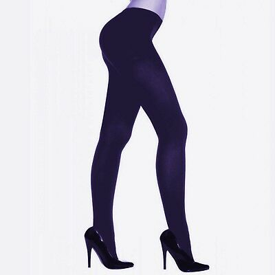 ELLE Womens Girl's Velvet Soft Opaque Tights with Microfibre 60 Denier Pantyhose