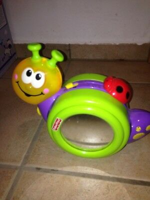 fisher price schnecke