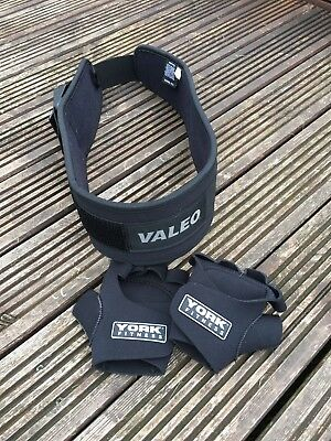 Valeo Weight lifting Belt (incl gloves)