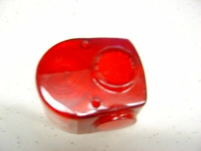 1 Taillight Lens for 1970s Honda Mini Bikes, New jobber type made in Japan.
