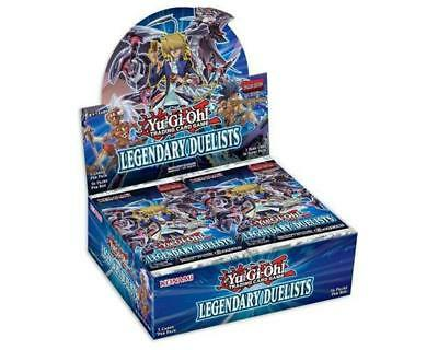 Legendary Duelists Booster Display - Englisch - 1st Edition