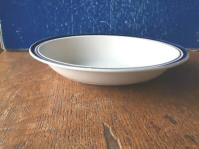 Royal Doulton LS 1007 Biscay Oval Serving Bowl 26.8 x 20.8 x 5.3cm height