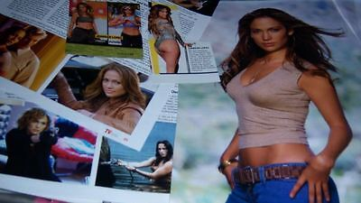 Jennifer Lopez 59 pc German Clippings Collection J. Lo Cover Full Pages