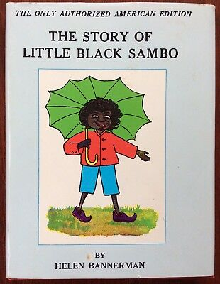 The Story Of Little Black Sambo by Helen Bannerman Harper Collins