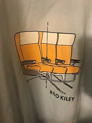 Rilo Kiley XL Men's/Unisex Jenny Lewis Tee T Shirt Alternative Indie