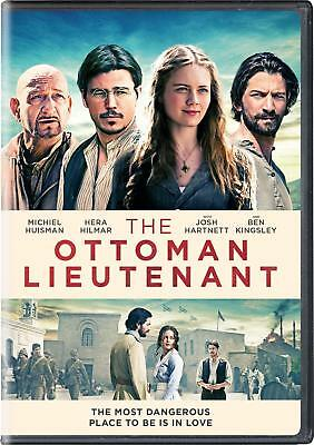 The Ottoman Lieutenant DVD - SHIPS IN 1 BUSINESS DAY W/TRACKING